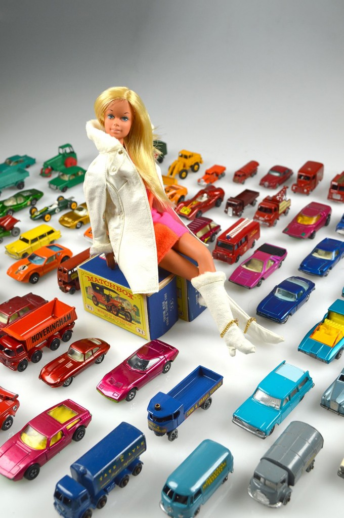 01_ Barbie - matchbox