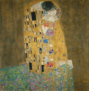 Photo 02 Klimt_The Kiss